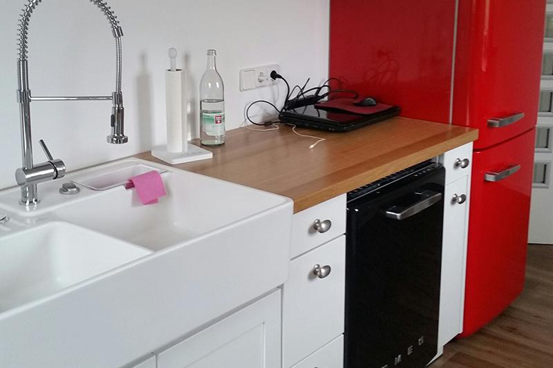 Einbauküche Referenzen Möbelschreinerei Bauer