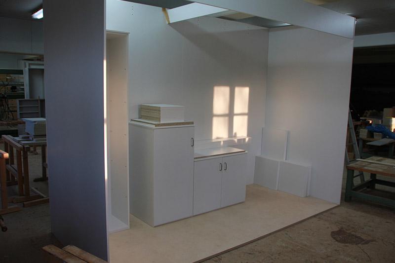 Raum in Raum Lösung Referenzen Möbelschreinerei Bauer