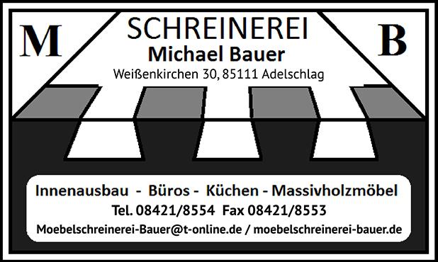Schreinerei Michael Bauer