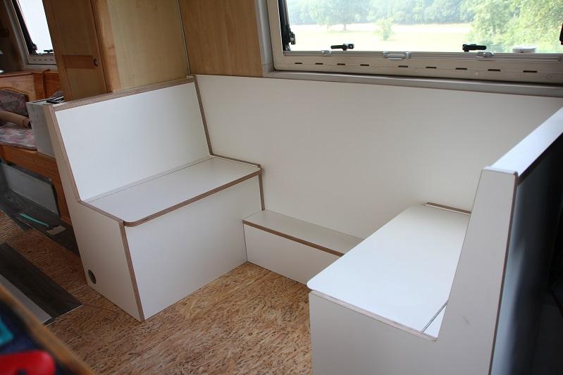 Sitzbank – Wohnmobil